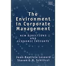 The Environment in Corporate Management: New Directions and Economic Insights