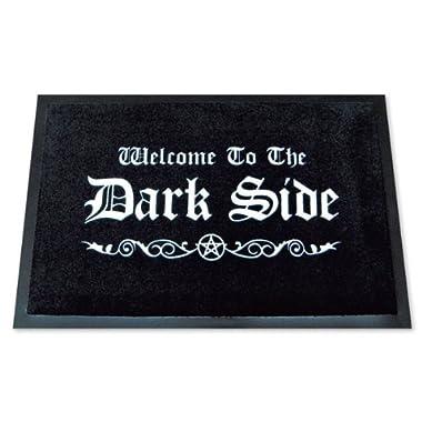 Welcome To The Dark Side - Doormat / Floor Mat (Size: 24  x 16 )