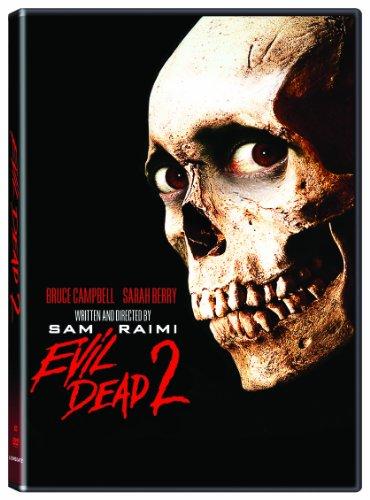 Evil Dead 2 [DVD] (Evil Dead Dvd)