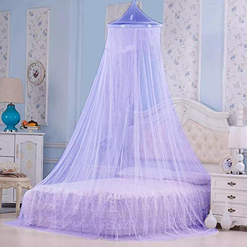 Styles Closet Polyster Round Ceiling Mosquito Net