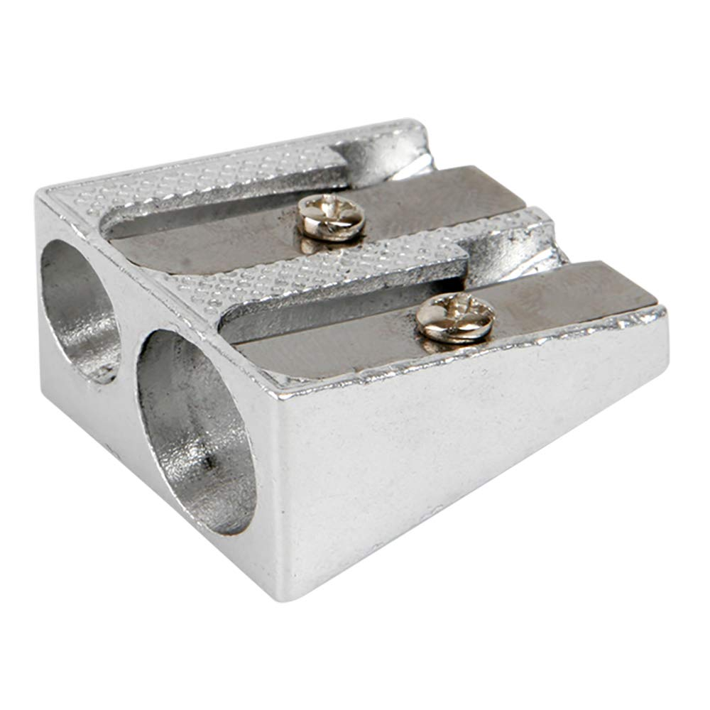 HomeHobby by 3L Pencil Sharpener, Silver, One Size