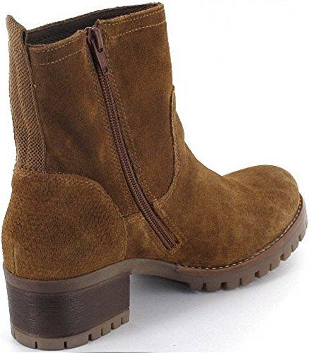 s Beige Camel Oliver5 clásicas botas 3 Mujer 27 75433 5 BwvB1qP