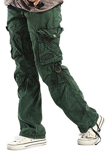 Cotton Combat Trousers - 3