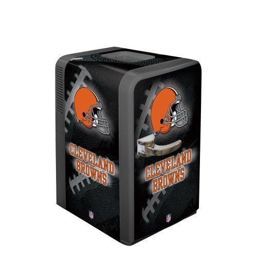 NFL 15 Cleveland Browns Quarts Portable Party Fridge 15 Quarts B07FDQ8G4L [並行輸入品] B07FDQ8G4L, 左京区:5b0e4033 --- imagenesgraciosas.xyz