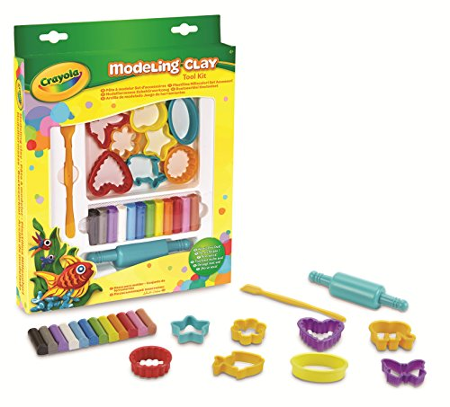 Crayola Modeling Clay Mini Tool