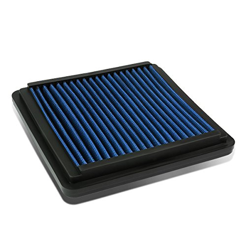 For Honda Civic 1.3L 1.5L Hybrid Reusable & Washable Replacement High Flow Drop-in Air Filter ()