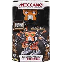 Meccano Erector Micronoid Code Magna Prog Robot Building Kit