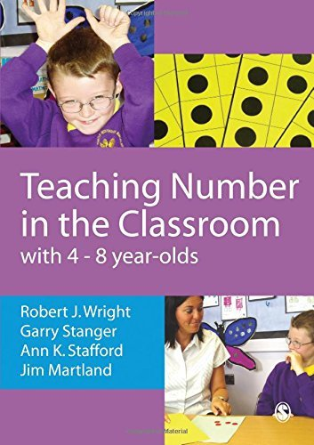 Teaching Number in the Classroom with 4-8 year olds (Math Recovery) by Robert J Wright (2006-01-05)