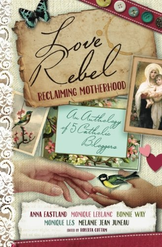 Love Rebel: Reclaiming Motherhood by Melanie Jean Juneau (2015-07-12)