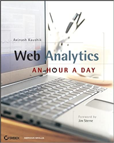 Web Analytics: An Hour a Day | Livros sobre Web Analytics