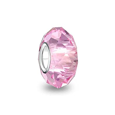 charm rosa pandora prezzo