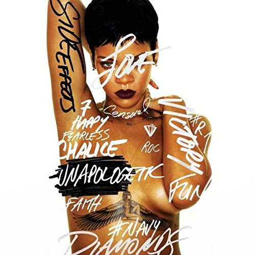 Unapologetic [CD/DVD Combo][Deluxe Edition][Explicit] (The Best Of Rihanna Cd)