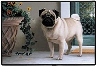 product image for Fiddler's Elbow FED94 Pug Porch Doormat