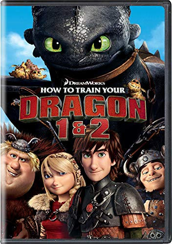 Train Animated - How to Train Your Dragon 1 & 2
