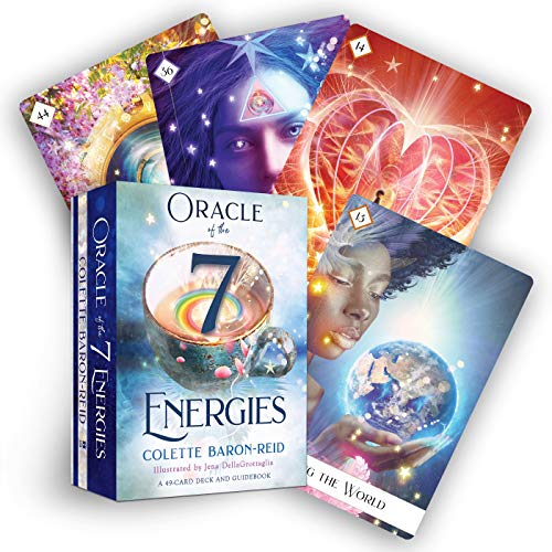 Oracle of the 7 Energies: A 49-Card Deck and Guidebook Cards – August 4, 2020