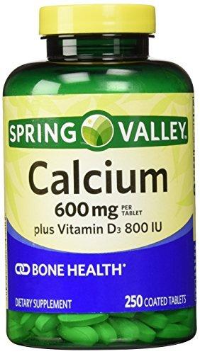 10 Best Spring Valley Bone Vitamins