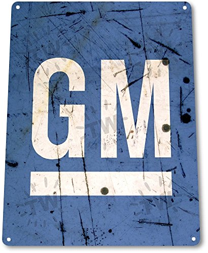 tin-sign-gm-retro-general-motors-service-auto-sales-shop-garage-store-b097