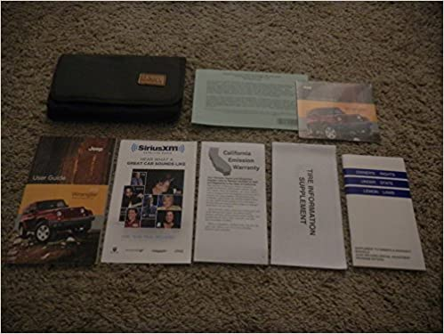 2012 jeep wrangler owners manual jeep amazon books publicscrutiny Images