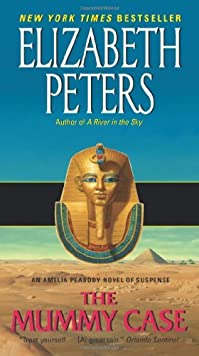 The Mummy Case by Elizabeth Peters ebook deal