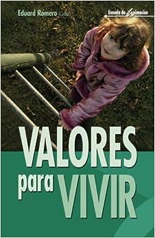 Book Valores para vivir