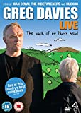 Greg Davies Live: The Back of My Mum's Head [DVD]