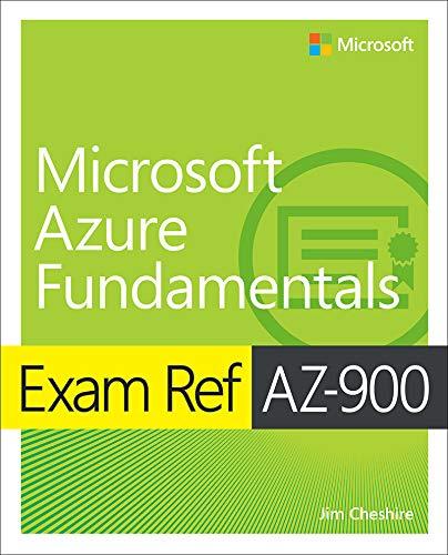 Exam Ref AZ-900 Microsoft Azure Fundamentals por Jim Cheshire