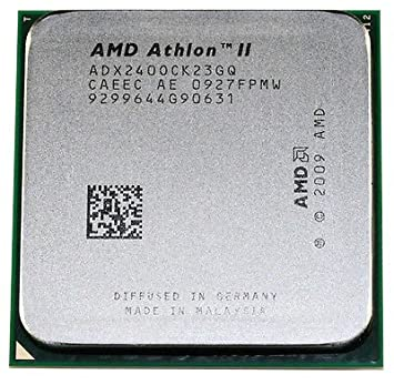 AMD Athlon x2 - upgrade to Windows 7