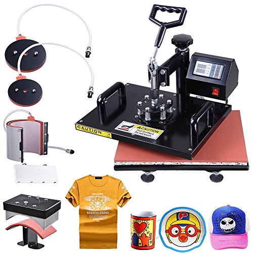 Yescom Digital Sublimation Transfer Machine