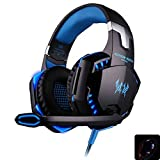 Cheap KOTION EACH G2000 Gaming Headset with Hidden Mic for Computers Game