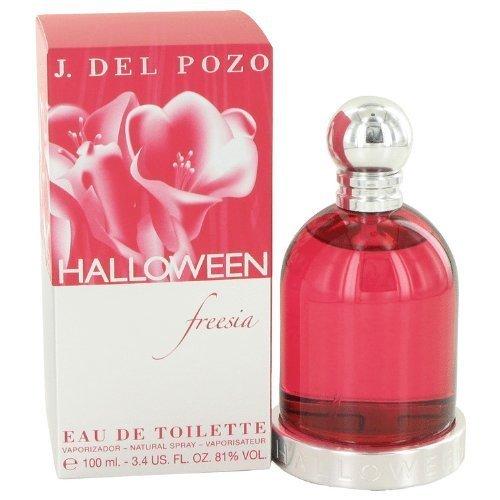 Halloween Freesia by Jesus Del Pozo Eau De Toilette Spray 3.4 oz / 100 ml for -