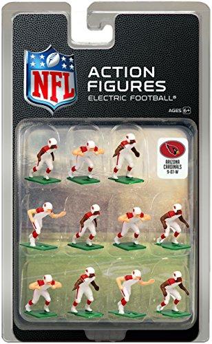 Arizona Cardinals Away Jersey NFL Action Figure Set ()