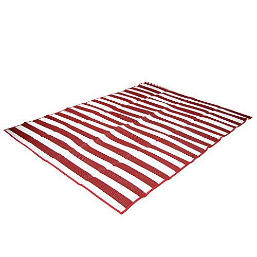 Stansport 507-60 Tatami Straw Ground Mat, Red
