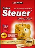 QuickSteuer Deluxe 2014 (für Steuerjahr 2013) [Download]