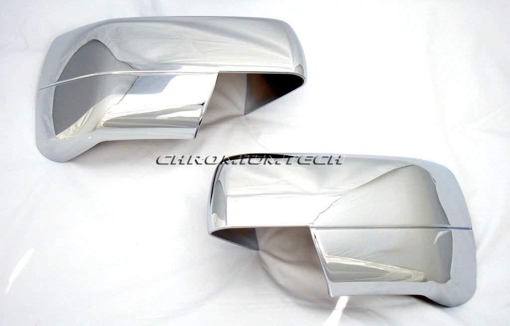 Chromiumtech Couvre-r/étroviseur ext/érieur chrom/é de Marque Ltd MRC-LR125