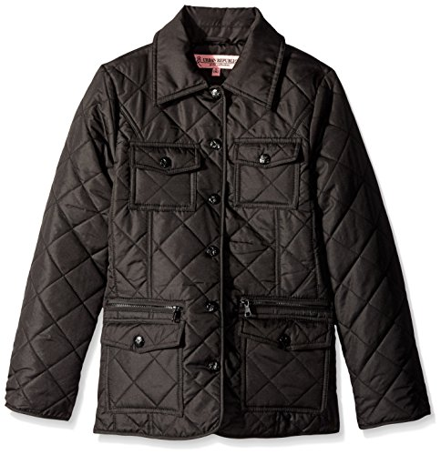 Urban Republic Quilted Pocket Jacket