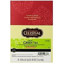 Celestial Seasonings Decaffeinated Green Tea, 24 Count
