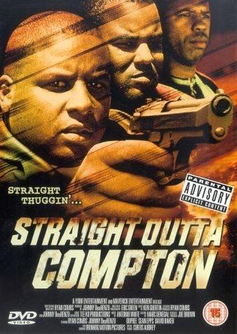 Straight Outta Compton [Import anglais]