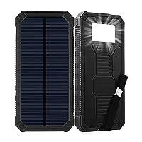 Friengood Solar Phone Charger 15000mAh?P...