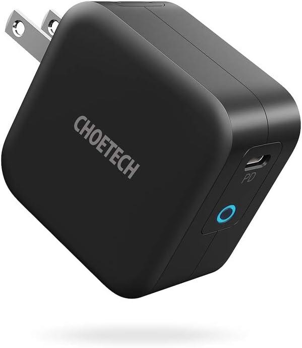 チョーテック(CHOETECH) 『USB-C 急速充電器 (Q6006)』