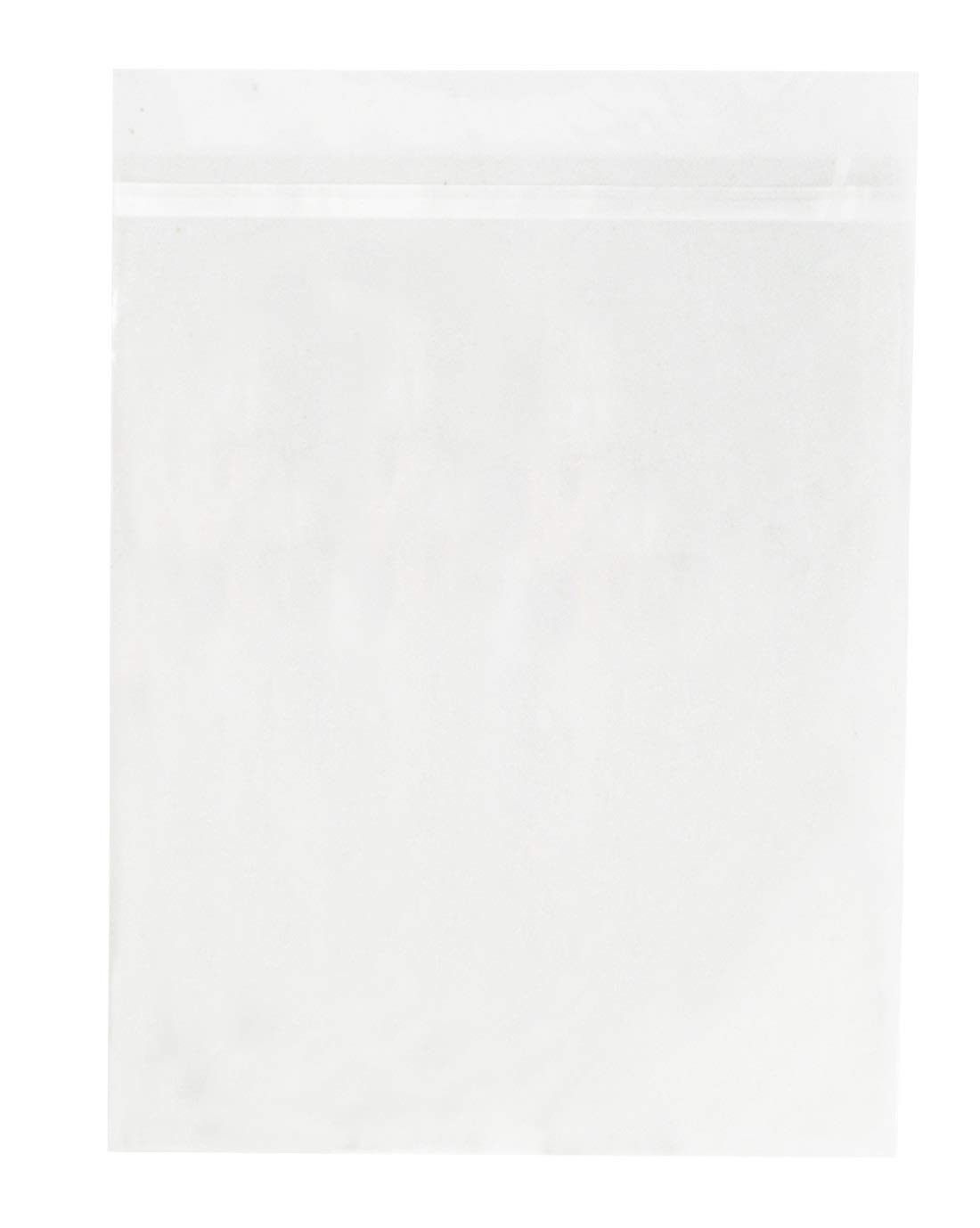 Golden State Art, Pack of 50 11 1/4 x 14 1/8 Clear Bags for 11x14 Mat Matting by Golden State Art
