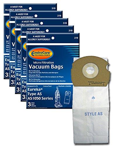eureka vacuum cleaner bags - 6