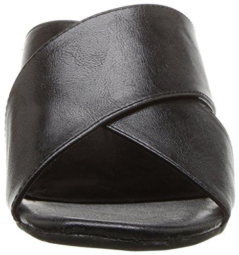 Black Slide Sandal Aerosoles Women's Midday wOSREqPI