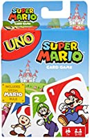 UNO Card Game Super Mario