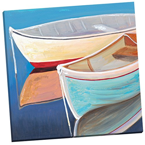 Portfolio Canvas Decor Two by Two II by Dupre Wall Art, 24 x (Dupre Canvas Painting)