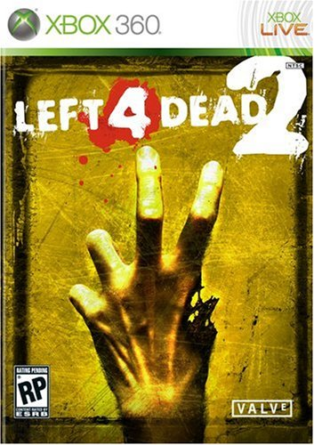 Left 4 Dead 2 - Xbox 360 (Best 4 Player Local Xbox One Games)