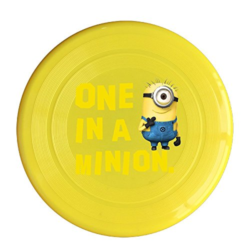 YQUE56 Unisex One In A Banana Outdoor Game, Sport, Flying Discs,Game Room, Light Up Flying, Sport Disc ,Flyer Frisbee,Ultra Star Yellow One Size