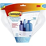 Command Corner Caddy with Water-Resistant Strips (BATH12-ES) by Command