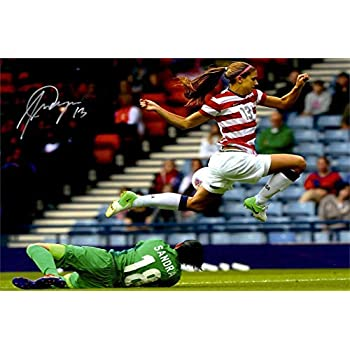 f95f8990cf3 Alex Morgan Autograph Replica Super Print - Landscape - Unframed