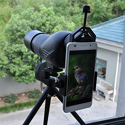 Universal Scope Cellphone Adapter Mount + Bluetooth Remote