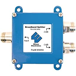 Wilson Electronics w/F female connectors